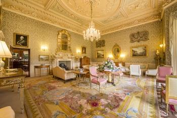 National Trust - Hartwell House Hotel, Restaurant