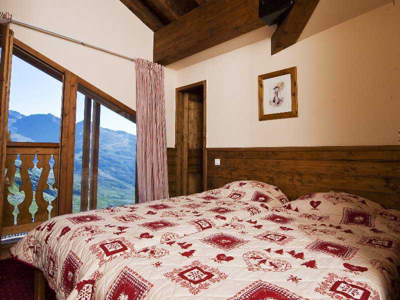 Cerise Val Thorens Chalet Altitude